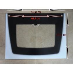 Стекло панорамное для духовки плиты Гефест ПГ 1200 C5, C6 (598х442) 6100.19.1.001-02