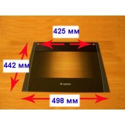 Стекло духовки наружное панорамное для газовой плиты Гефест ПГ 3500 К32 3200.15.2.000-05