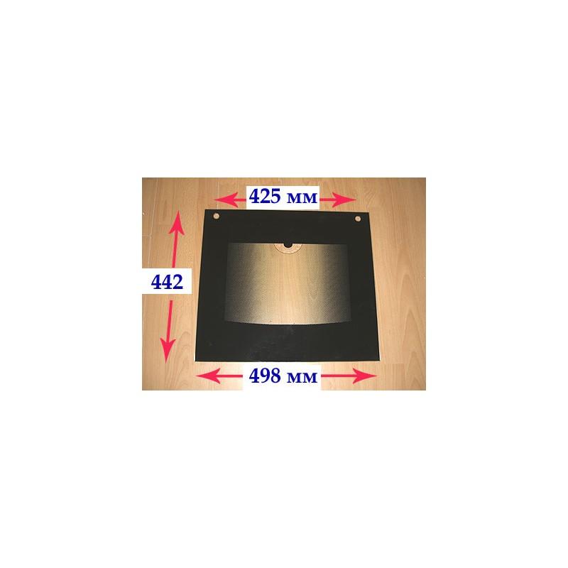 Стекло духовки наружное панорамное для газовой плиты Гефест ПГ 3200-05,-06,-07,-08 (вып. с 01.09.2017 г.) 3200.15.2.000-14