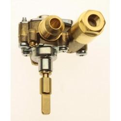 Кран газовый CAL22101/267.30 варочной поверхности Гефест(Gefest) мод. СН2230, с устр. безопасности