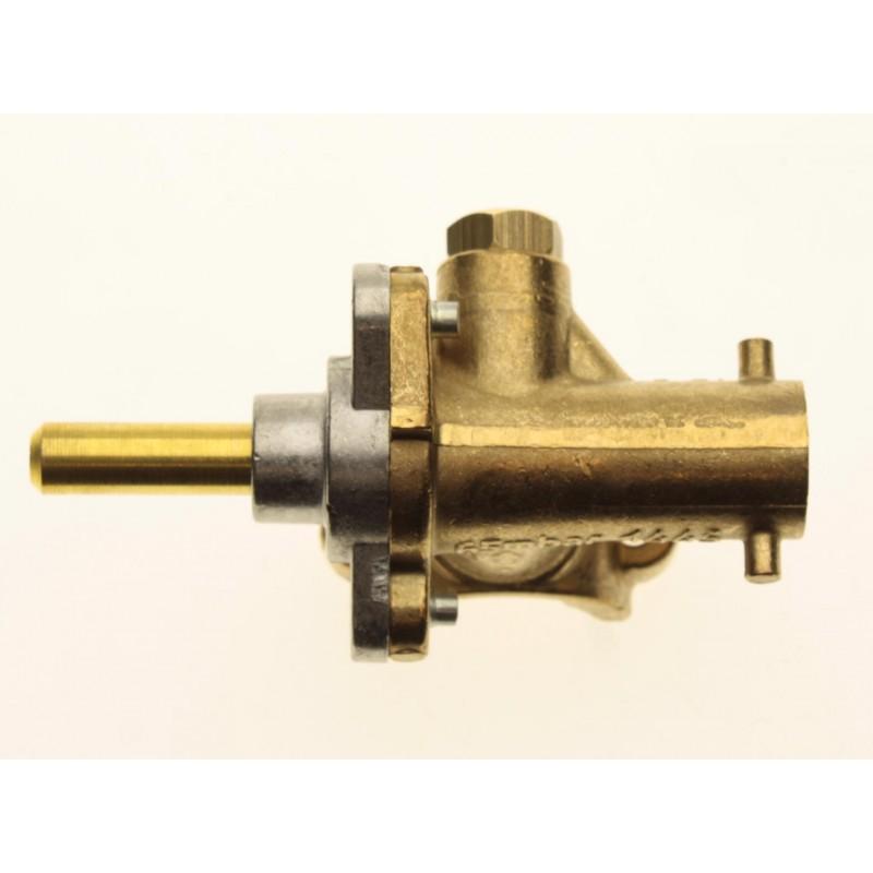 Кран газовый 1445-39.000-03 настольной плиты Гефест(Gefest) ПГ 700