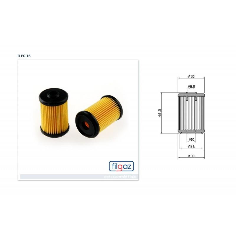 Фильтр газового клапана Valtek FLPG 16