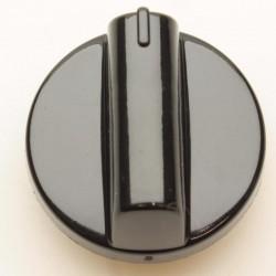 Ручка для плиты Гефест ПГ 6300 чёрная