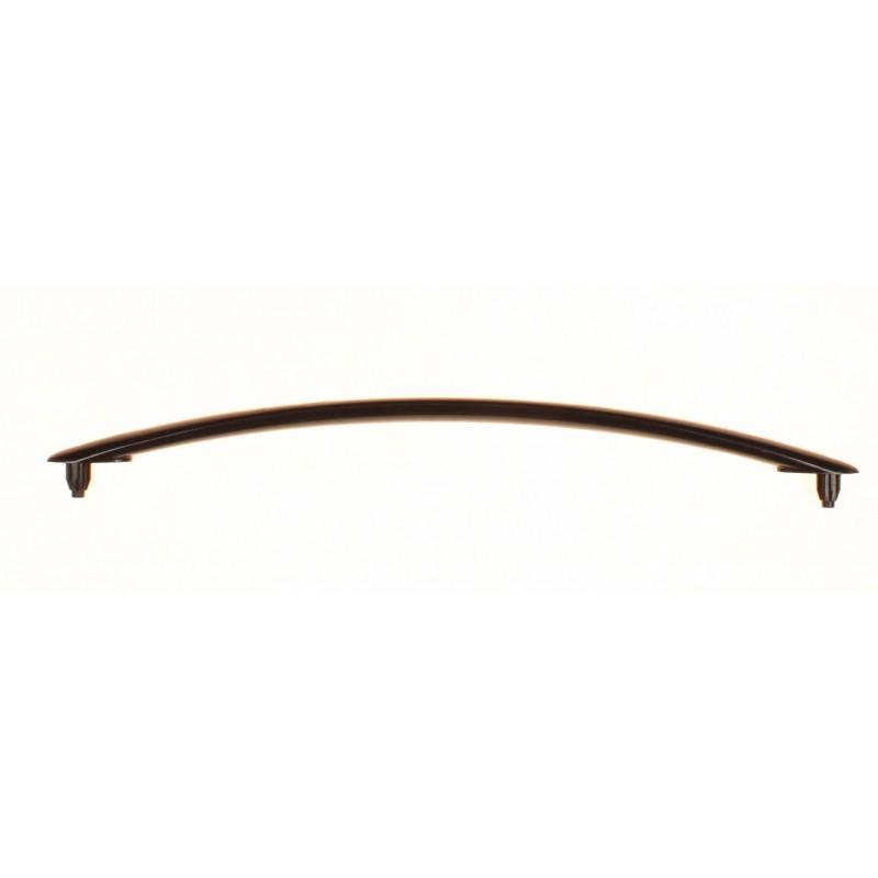Ручка дверки духовки Гефест ПГ 3200 К60(нержавейка) чёрная