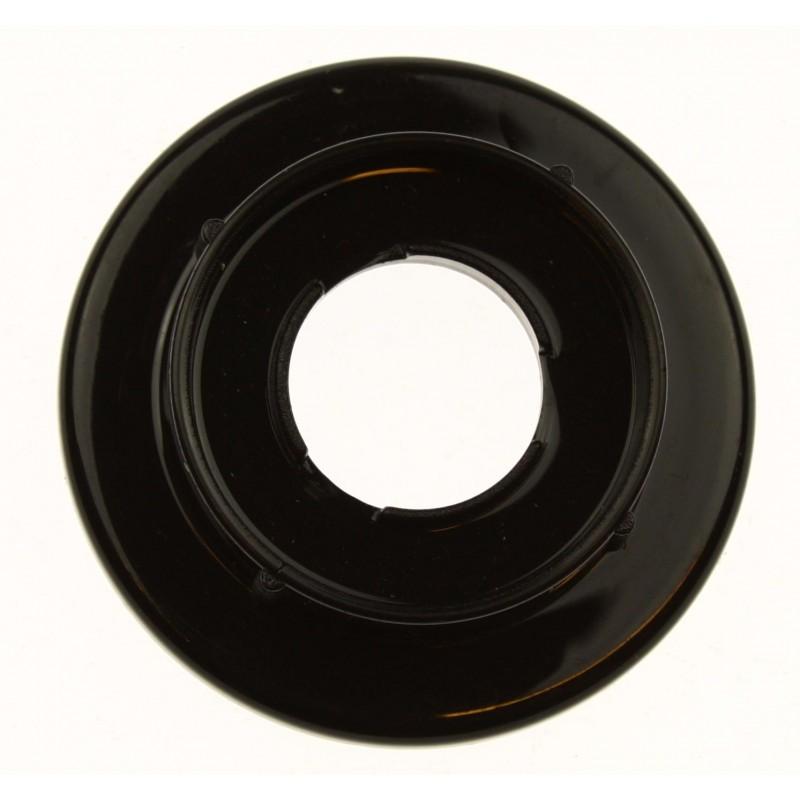 Воротник-кольцо чёрный ручки крана Gefest (Гефест) ПГ 5500 (AN 37 B)