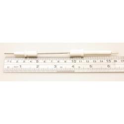 Электрод, разрядник духовки для плиты Гефест(Gefest) мод. 3200, 3300, 3500, L-166мм (10.11.000)