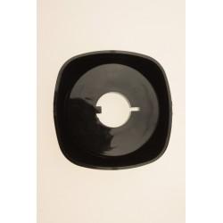 Воротник чёрный крана горелки Gefest (Гефест) ПГ 6500-02, -03, -04 0115 (1500.00.0.166-02)