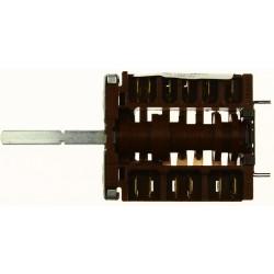 Переключатель мощности 5-ти позиционный духовки плит Гефест мод. 120, 420, 2142, 2162, 3502 EGO 46.23866.535