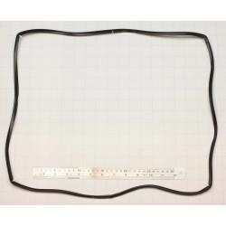 Уплотнительная резинка дверцы духовки Гефест ПГЭ 1202, ПГЭ 1201, ЭПНД 1140 (360х460х360х460 мм)