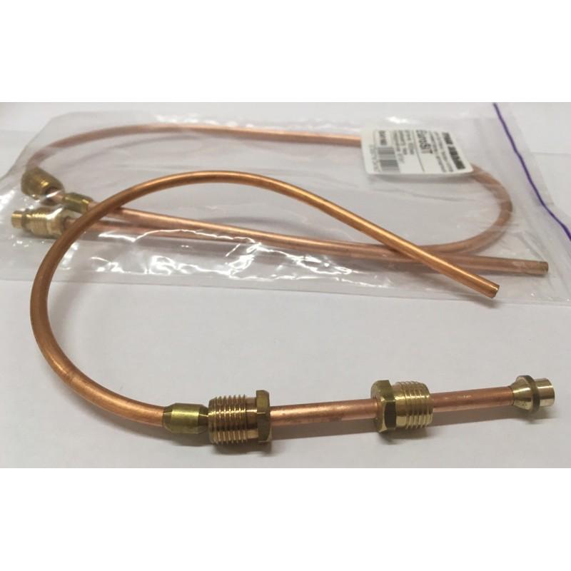 Газоподводная трубка запальника EuroSIT 400/6мм