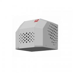 Турбонасадка «Лемакс» Comfort (M) ⌀130 мм, для котлов от 12,5 до 16 кВт