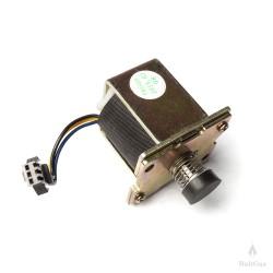 Клапан электромагнитный для колонки Нева(Neva) 4510M/4506/4508/4510 (импортный водогазовый узел, арт. 01062313806)