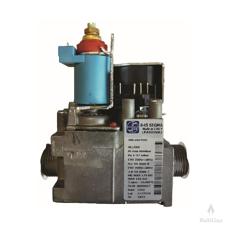 Регулятор подачи газа(клапан) 845 Sigma