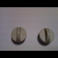 Ручка для колонки Нева(NEVA LUX) 4511 d33mm светло-серая