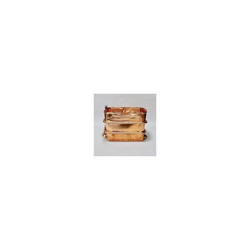 Теплообменник для колонки Нева(Neva) NEVA 4510М до 2015г. (4510-07-000)