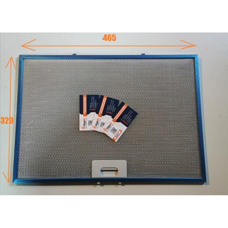Жировой фильтр для вытяжки Гефест(GEFEST) ВО 2501 (465х320мм)