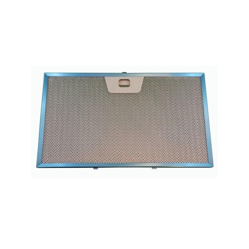 Сетка-фильтр аллюминевый для вытяжки Гефест(GEFEST) ВО 3604 (280х190мм)