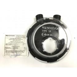 Система вентиляции(защитный кожух) мультиклапана ГЛИУ.442.00.00-04 (без комплекта монтажных частей) в п/эт.