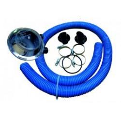Система вентиляции(защитный кожух) мультиклапана ГЛИУ.442.00.00-01 (с гофрошлангом L-2,2м)в п/эт.