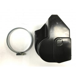 Система вентиляции(защитный кожух) мультиклапана для тороидальных баллонов