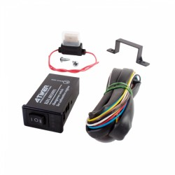 Переключатель (кнопка) газ-бензин Atiker электронный (2 поколение, карбюратор)