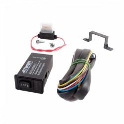 Переключатель (кнопка) газ-бензин Atiker электронный (2 поколение, инжектор)