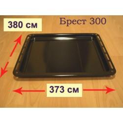 Жаровня для плиты Гефест ПГ 300, ПГ 3100, ПГ 3200 372*380мм, эмаль (300.00.0.056А)