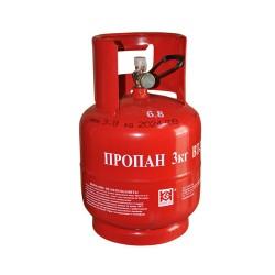 Польский газовый баллон 7,2л