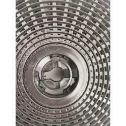 Кассетный угольный фильтр ФК1-01 для вытяжки Гефест(Gefest) ВО 10, ВО 11, ВО 2501, ВО 2601