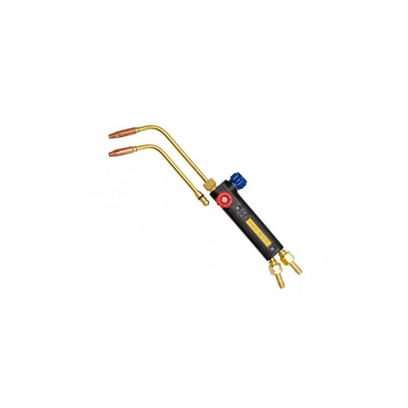 Горелка пропановая ГЗУ 247 (ф9мм) ДОНМЕТ (Для пайки черных и цветных металлов)
