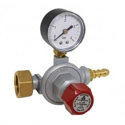 Редуктор-регулятор давления регулируемый для газового баллона тип 912 Cavagna group аналог БПО 5-3