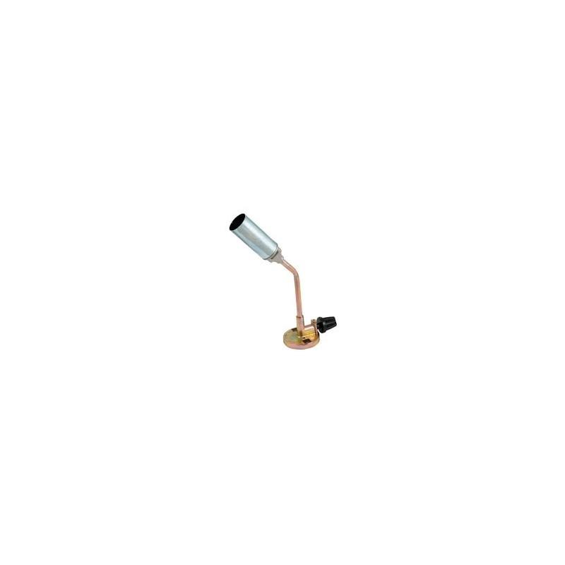 Горелка газовая большая с вентилем 4-040