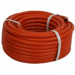 Шланг для газовых плит  природный газ/пропан d9 мм, красный