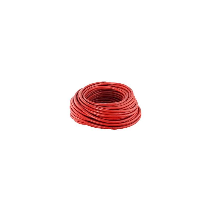 Шланг для горючих газов 1кл.ф 6мм красный