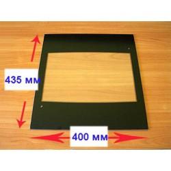 Стекло внутреннее для плиты Гефест 3200 ( 435*400мм)  3200.15.0.004-03