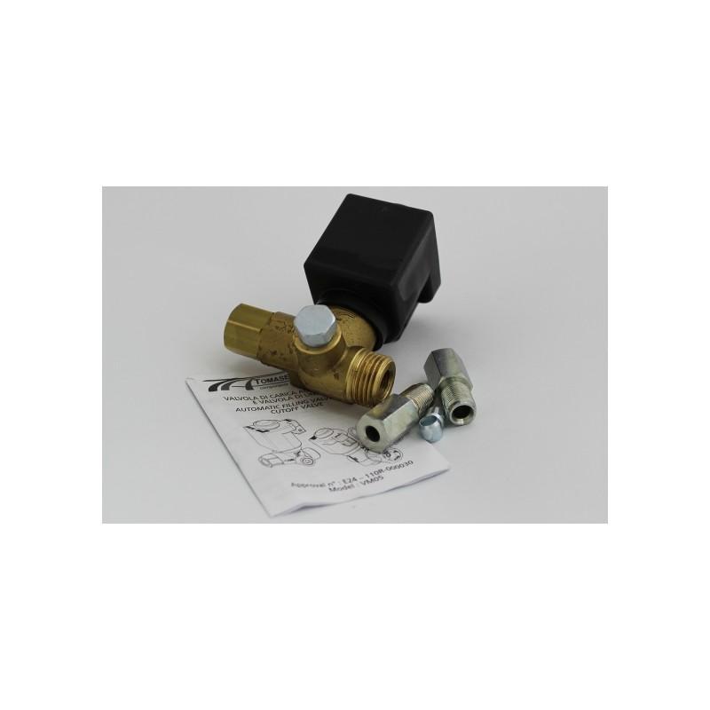 Клапан газовый Tomasetto на метан