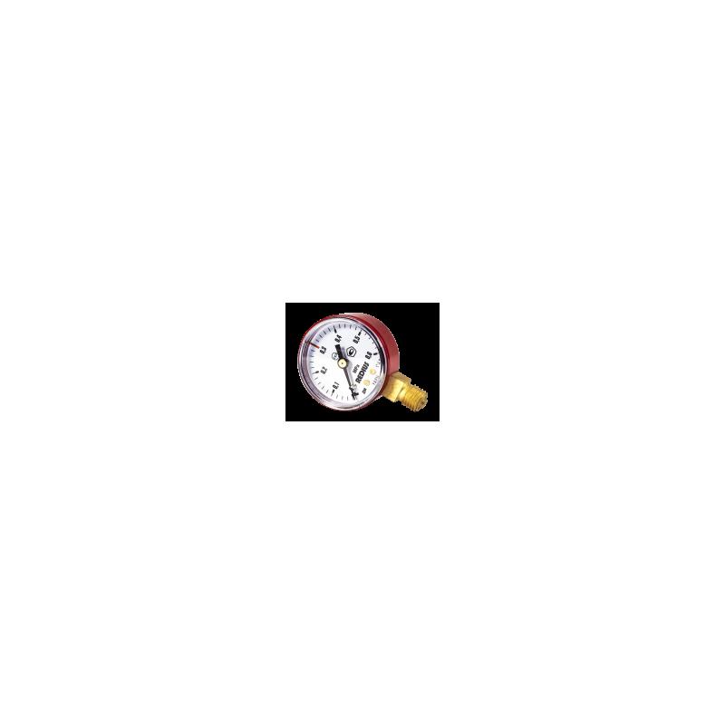 Манометр пропановый 0,6 МПа