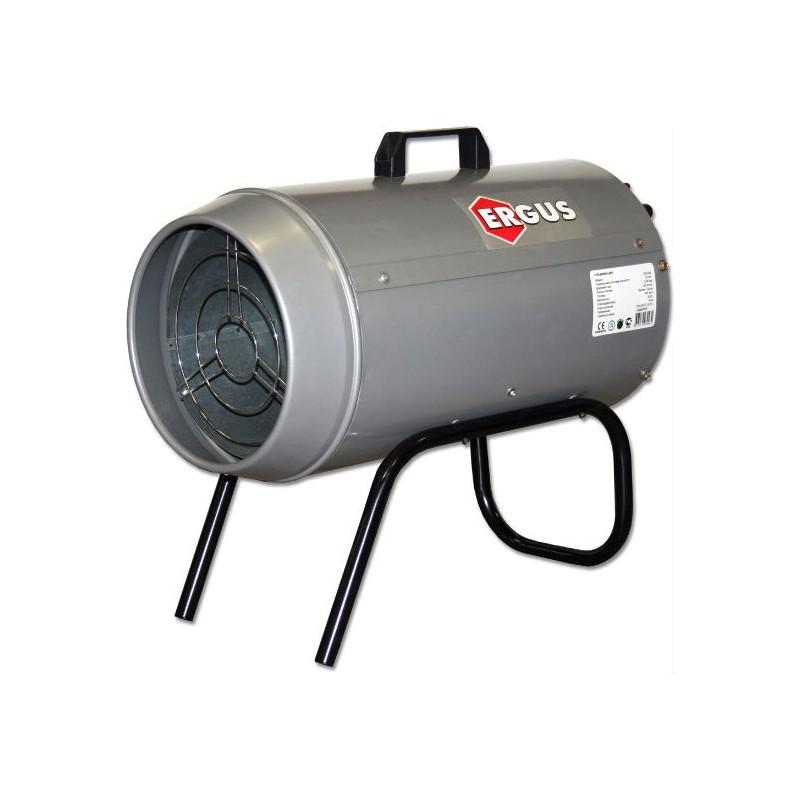 Пушка тепловая 20 кВт 300 куб.м/ч 1.4кг/ч ERGUS режим вентилятора