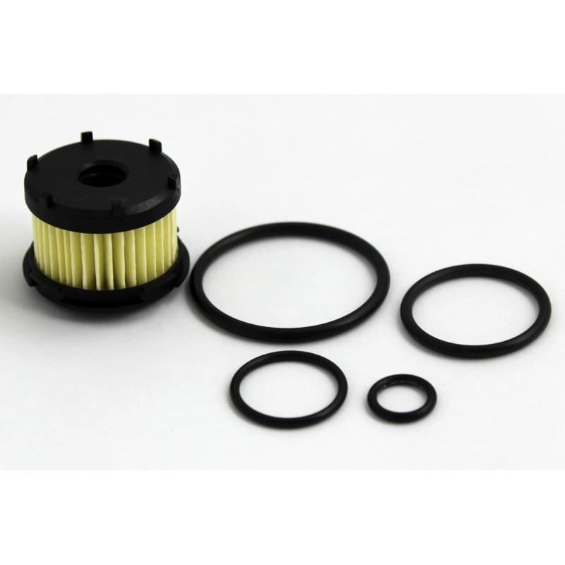 Фильтр газового клапана BRC нового типа, с упл. кольцами