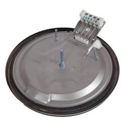 Электроконфорка ЭКЧЭ-220мм 2,6 кВт с ободком