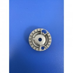 Горелка конфорка малая SOMIPRESS для газовой плиты GEFEST 1500, 6100, 2230