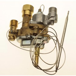 Кран-терморегулятор духовки (ТУП) мод. 1300, 1500, 3300, 3500