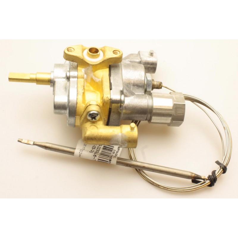 Кран-терморегулятор духовки (ТУП) мод. 5100-02, 6100, 6300, 6500