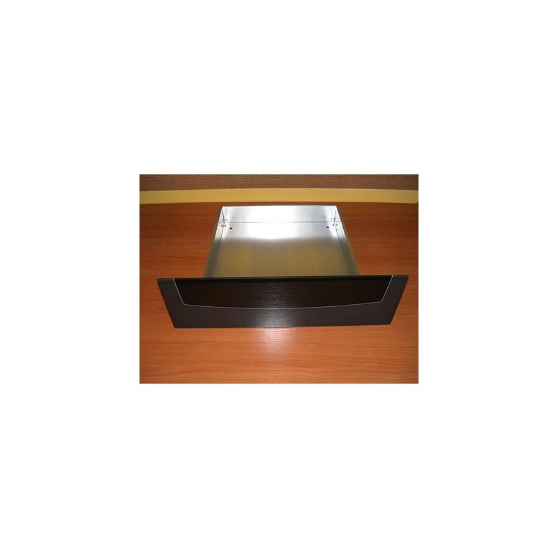 Выдвижной, нижний ящик (стекло) для плиты Гефест мод. 3300, 3500, 5300, 5500, 6300, 6500, 1500