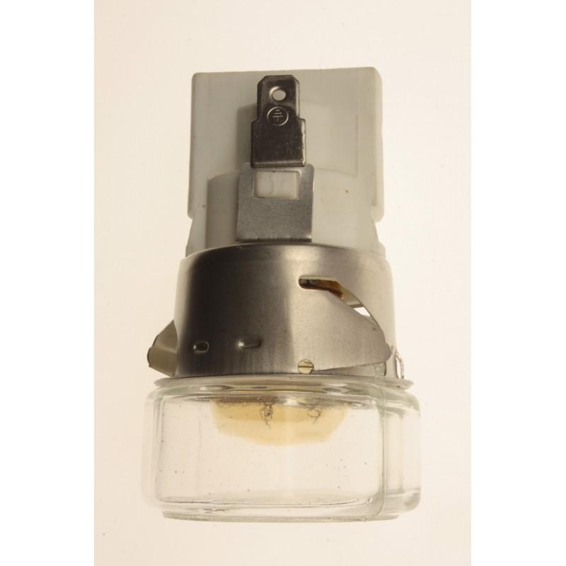 Подсветка духовки плиты Гефест(GEFEST) в сборе Е14, 15W (PLO-0106-42H)