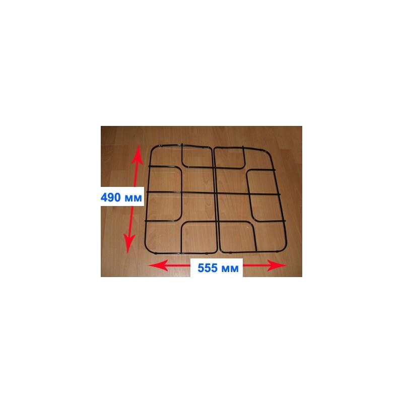 Решетка стола (половина) для газовой плиты Гефест ПГ 1200 1200.20.0.000